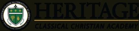 Heritage Christian Academy LOGO-Gold Sponsor